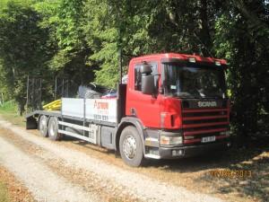 Scania Hiiumaal